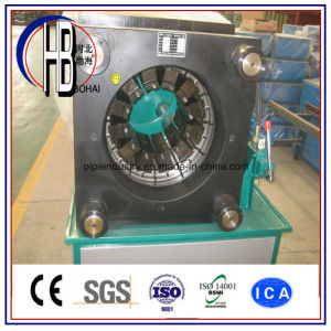 Factory Produced High Quality Hydraulic Hose Crimping Machine pictures & photos