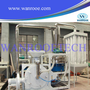 PVC Waste Plastic Grinding Machine pictures & photos