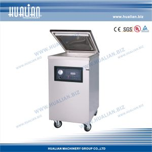 Hualian 2015 Deep Single Chamber Vacuum Machine (DZ-400/DC) pictures & photos