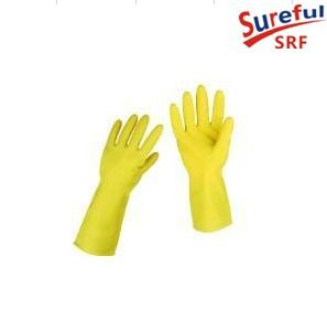 Latex Dipped Household Gloves pictures & photos