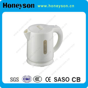 Electric Kettle for Hotel Plastic Tea Kettle pictures & photos