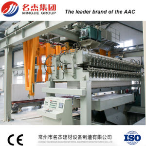 Environmental AAC Block Plant AAC Block Production Line pictures & photos