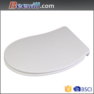Cheap and Economical Slim Toilet Seat Cover pictures & photos