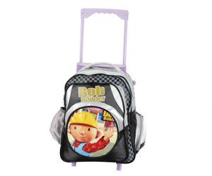 Good Quality Trolley School Bag for School (FSE-1008)