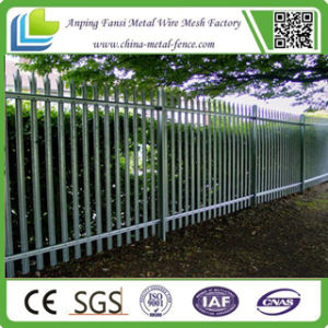 Hot Sale Metal Palisade Fence with High Quality pictures & photos