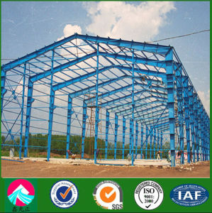 Customizable Steel Structure Warehouse Built in Africa pictures & photos