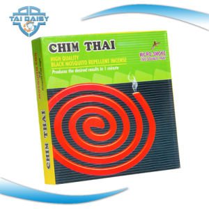 Green Mosquito Repellent Incense Coil of 130mm pictures & photos
