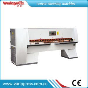 Hydraulic Veneer Shearing Machine/Veneer Cutting Machine pictures & photos