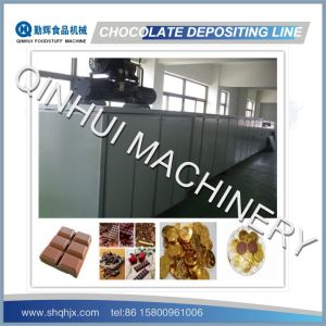 Frequency Control&Full Automatic Chocolate Machine Production Line pictures & photos