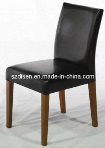 PU Wooden Restaurant Chair (DS-C510) pictures & photos