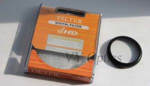 Best Selling Star Filter with 8 Lines for Digital Camera pictures & photos