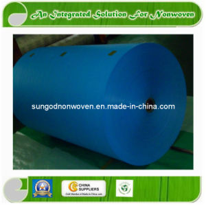 Laminated SMS Non-Woven Fabric for Surgical Gown pictures & photos