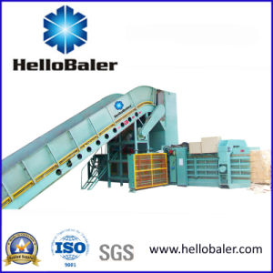 Hellobaler 10tons Capacity Automatic Baling Machine Hfa10-15 pictures & photos