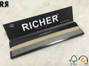 Richer Custom Premium Cigarette Tobacco Smoking Rolling Paper All Size pictures & photos