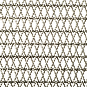 Chain Link Wire Mesh Belt for Oven pictures & photos
