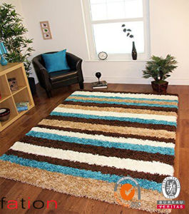 New Style Decoration Home Shag Rugs Indoor Floor Carpet pictures & photos
