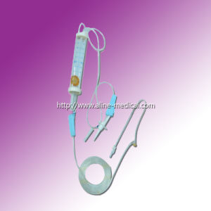 CE ISO Infusion Set with Burette (MW172B) pictures & photos