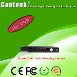 P2p 8CH 1080P Security Digital Recorder up to 8tb Tribrid DVR (XVRT820) pictures & photos