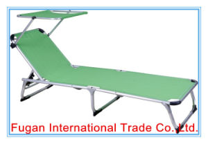 Aluminum Foldable Sun Beach Bed