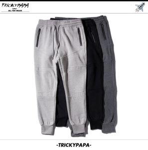 Men Plain Jogger Sweatpants pictures & photos