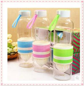 Popular New Design Glass Lemon Bottle Dn-125b pictures & photos