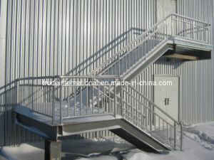Prefab/Prefabricated Steel Warehouse for Storage Use pictures & photos