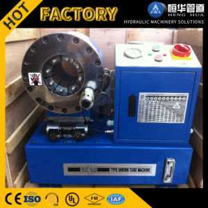 China 12 Volt Machine Hydraulic Hose Crimping Machinery Machines Prices pictures & photos
