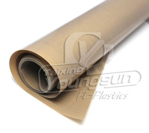 High Temperature Resist PTFE Coated Fabrics pictures & photos