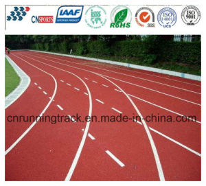 All Weather Elastic Polyurethane Running Track for Sports Court pictures & photos