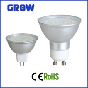 Low Power 5050SMD Aluminum LED Spotlight (GR612D) pictures & photos
