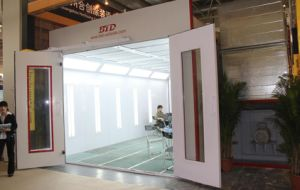 Advanced Technology Auto Spray Booth pictures & photos