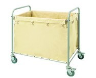 Foldable Laundry Trolley, Laundry Trolley, Professional Laundry Cart (C20) pictures & photos