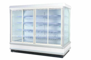 Glass Door Display Chiller for Supermarket (HC-GK1.9L5F) pictures & photos