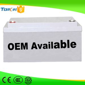 12V Deep Cycle Gel Battery 24ah Solar Use Maintenance Free pictures & photos