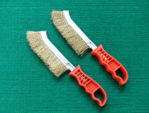 High Quality Knife Style Steel Wire Brush pictures & photos
