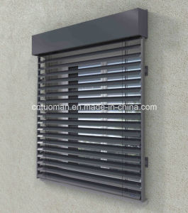 Aluminum Venetian Blind 80mm Slat pictures & photos
