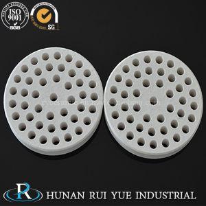 Cordierite Ceramic Parts Infrared Honeycomb Ceramic Plate pictures & photos