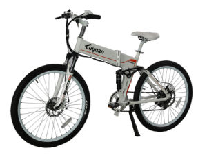 CE Pas Foldable Frame Battery Electric Bike (PB110) pictures & photos
