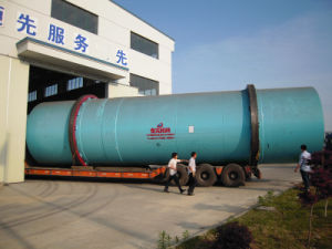 High Efficiency Safe Lignite Rotary Dryer (YXHM)