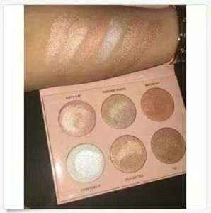 Newest Nicole Guerriero 6 Colour Cosmetic Eye Shadow Kit pictures & photos