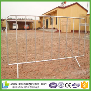 Hot DIP Galvanized Crowd Control Barrier pictures & photos