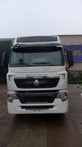 A7 Tractor Truck Made in China pictures & photos