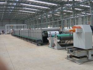 Color Coating Production Line pictures & photos