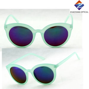New Coming Fashion Round Frame Eyewear, Sunglasses Ce FDA