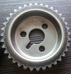 Sprocket Roller From Auto Part with Powder Metallurgy Technical pictures & photos