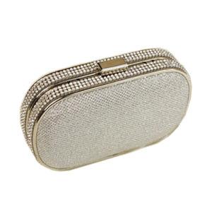 Sequin & Rhinestone Silver Elegant Bride / Ladies Evening Bag (105255) pictures & photos