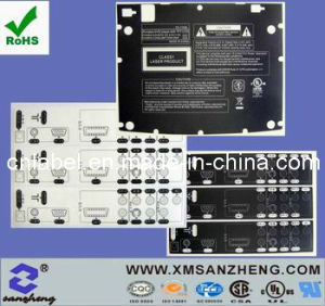 Electronic Nameplate, Panel Printing (SZ3076) pictures & photos