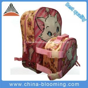 Cartoon Design Kids Backpack Children School Lunch Bag Set pictures & photos