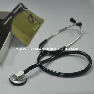 Deluxe Professional Single Head Head Stethoscope Sw-St04A pictures & photos