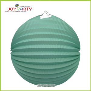 Tiffany Blue Mint Green Watermelon Paper Lanterns pictures & photos